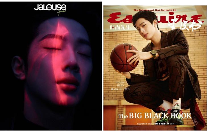 Фото №7 - Выбор нетизенов: топ-100 самых красивых азиатских мужчин. Часть 6