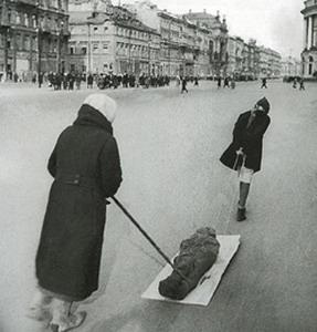 Фото №1 - В Петербурге вспоминают блокаду