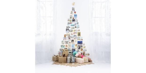 Фото №3 - Как украсить комнату к Новому году, если нет ни идей, ни денег?