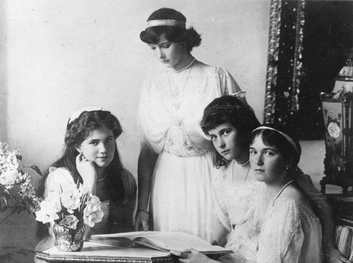 Фото №15 - Четыре сестры: какими были дочери последнего российского императора Николая II