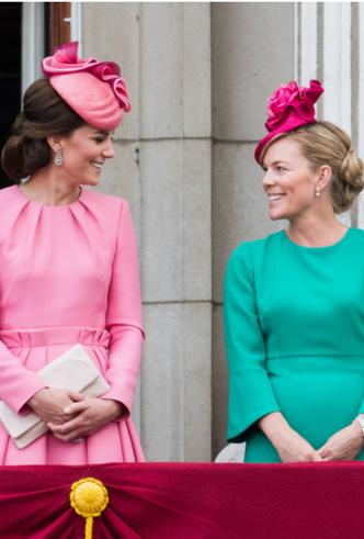 Фото №8 - Тайная подруга Кейт: почему герцогиня может лишиться своей союзницы