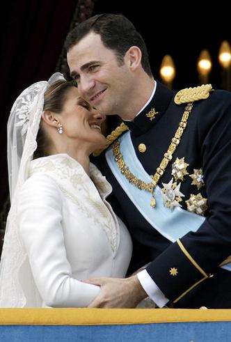 Фото №62 - Самые трогательные моменты королевских свадеб (о Гарри и Меган мы тоже не забыли)