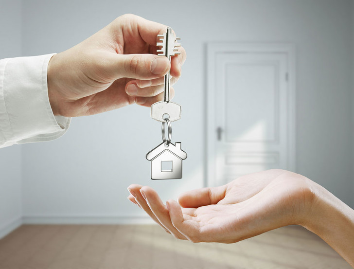 Фото №1 - Одинокие женщины чаще одиноких мужчин покупают дома