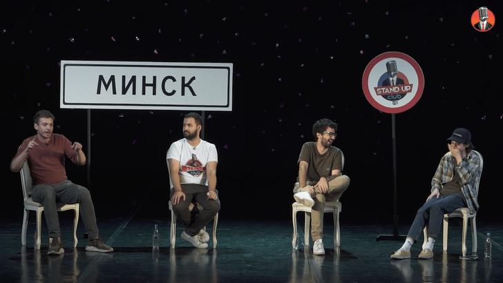 Фото №1 - Владимир Соловьев в своем шоу набросился еще на одного стендапера— Алексея Квашонкина