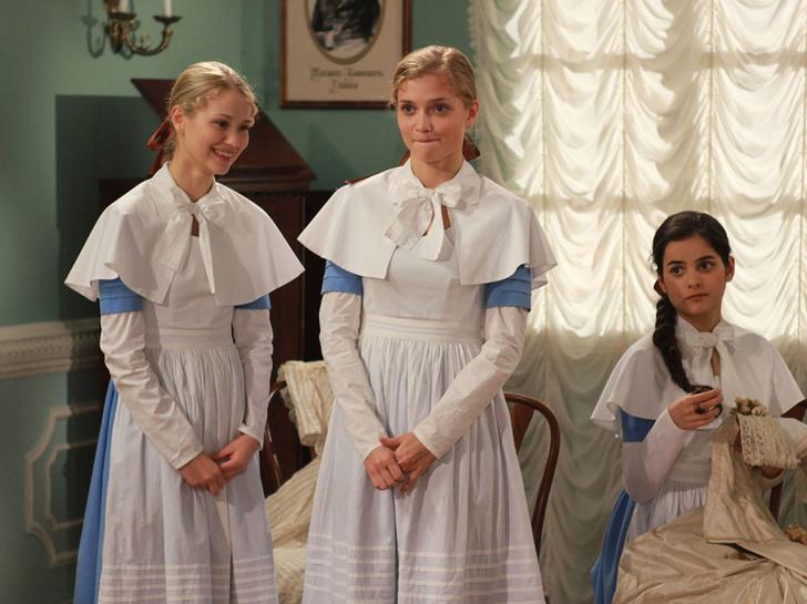 Фото №4 - 10 причин, почему вы бы и дня не выдержали в институте благородных девиц