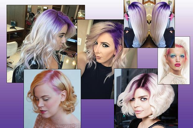 Фото №2 - 10 тенденций в цветном окрашивании