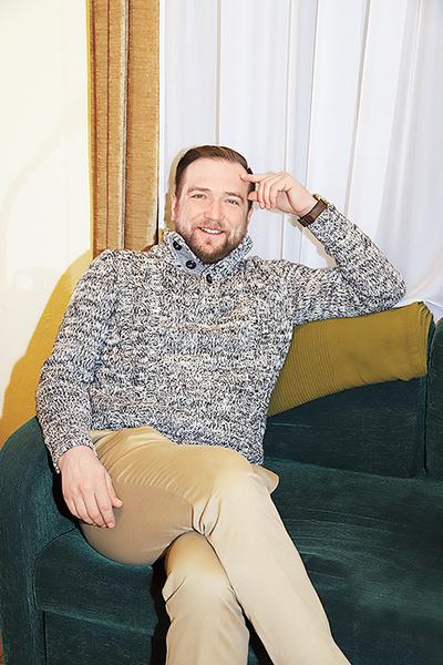 Петр Красилов фото