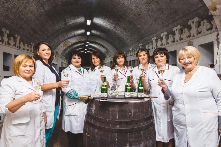 Фото №5 - Путешествие по страницам истории русского шампанского с винодельческим предприятием «Новый Свет»