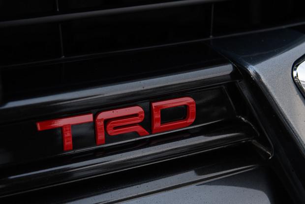 Фото №2 - TRD — три крутые буквы