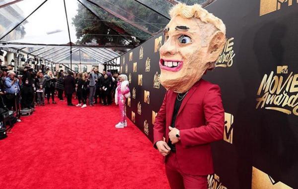Фото №22 - Звездный Инстаграм: MTV Movie Awards 2016