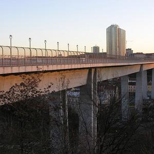 Фото №1 - Пражский Мост самоубийц обнесут скользкими перилами