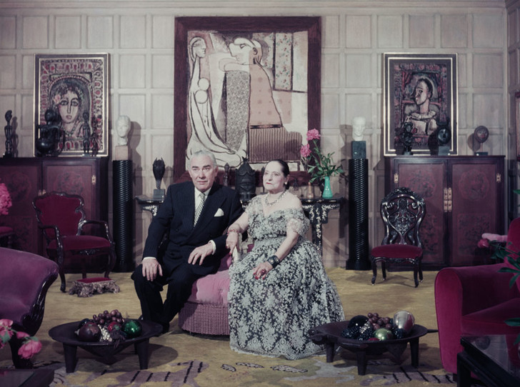Фото №11 - Как Элена Рубинштейн построила карьеру на мамином креме