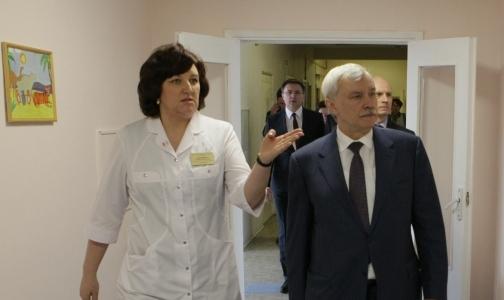Фото №1 - Детская больница №5 осталась без главного врача