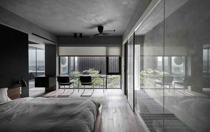 Фото №9 - Квартира на цокольном этаже в Тайбэе