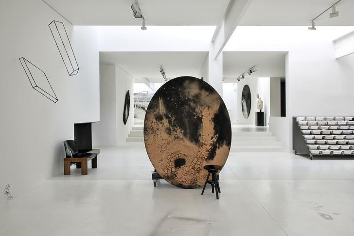Фото №3 - Постичь дзен: дом-мастерская художницы в Бельгии