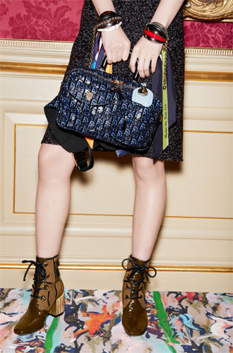 Фото №4 - Время приключений: аксессуары в круизной коллекции Dior