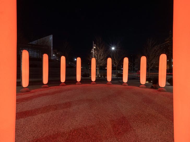 Фото №6 - Breathing Pavilion: инсталляция Экене Иджеома в Бруклине