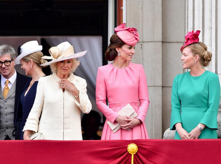 Фото №1 - Тайная подруга Кейт: почему герцогиня может лишиться своей союзницы