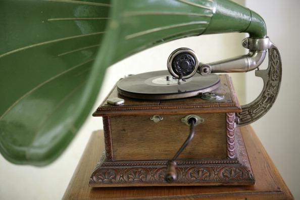 Фото №1 - Оцифрована коллекция записей для фонографа столетней давности