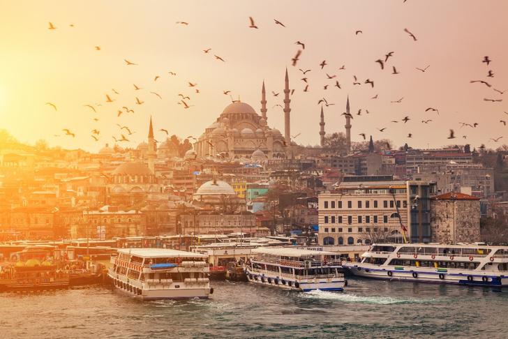 Фото №1 - Два берега — один город: выберите свой Стамбул