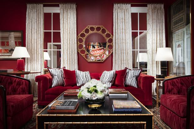 Фото №3 - Коллекция мебели Алексы Хэмптон для Theodore Alexander