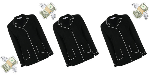 Фото №1 - Дорого-дешево: Рубашка с кантом