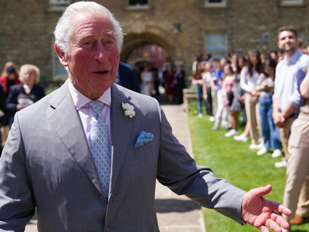 Фото №1 - Молчание прервалось: принц Чарльз впервые высказался о рождении внучки Лилибет
