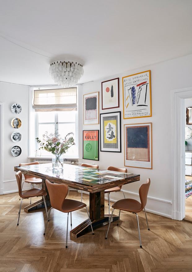Фото №3 - Квартира модного стилиста Эмили Синдлев в Копенгагене