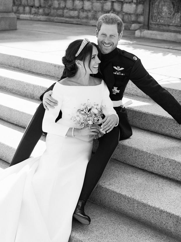 Фото №6 - Вспомнить все: 30 фактов о свадьбе Меган Маркл и принца Гарри, которые вы могли не знать или забыли