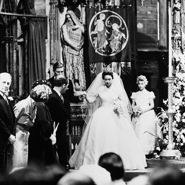 Фото №9 - Королевская свадьба #2: как выходила замуж «запасная» принцесса Маргарет