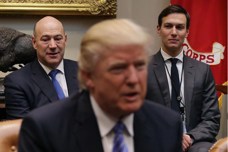 Фото №2 - Новая политическая элита: Джаред Кушнер из клана Трампа