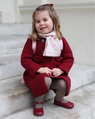 Фото №1 - Принцесса Шарлотта растет копией прабабушки: 4 доказательства