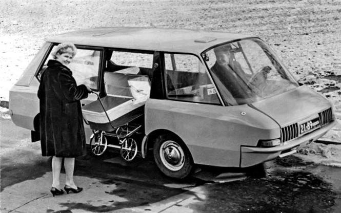 Фото №7 - Могли бы гордиться: 10 советских автомобилей, которым не стыдно было бы оказаться иномарками