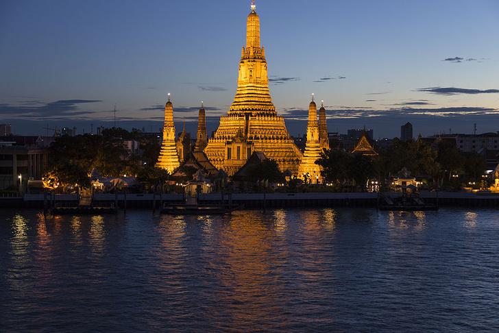 Фото №1 - В Бангкоке снова открывается Ват Арун
