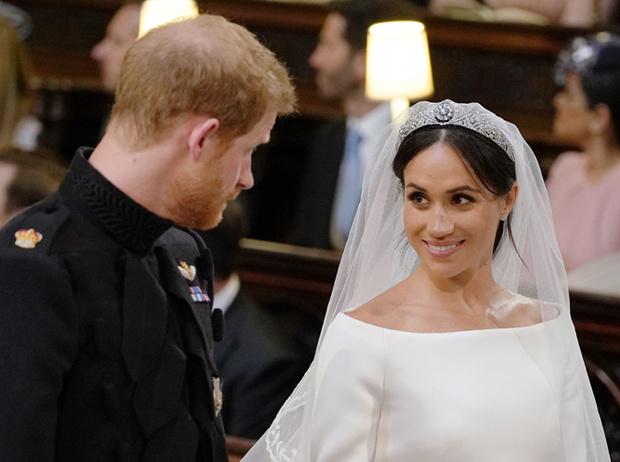 Фото №8 - Самые трогательные моменты королевских свадеб (о Гарри и Меган мы тоже не забыли)