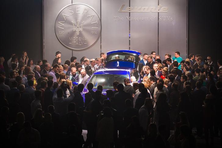 Фото №2 - В Москве состоялась презентация дебютанта Maserati