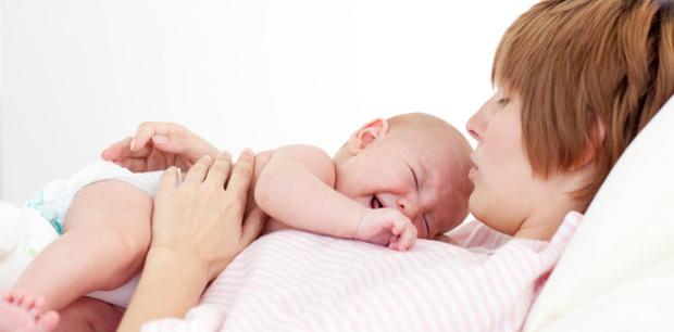 Фото №1 - Интенсивные младенческие  колики