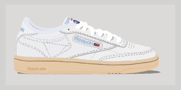 Фото №9 - Белые кроссовки, которые вы давно искали