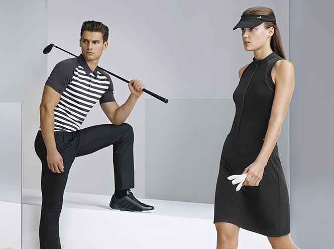Фото №1 - Porsche Design Sport by adidas выпустили одежду для гольфа