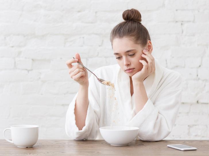 Фото №2 - 6 неявных признаков того, что у вас расстройство пищевого поведения