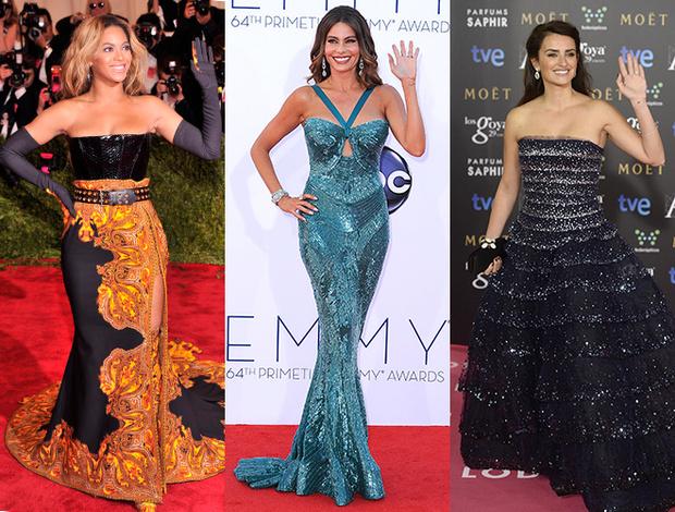 Фото №12 - Как встать, чтобы быть стройнее: позы актрис на «Оскаре»