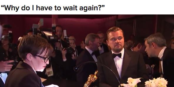 Фото №3 - Кто снова забрал «Оскар» у Леонардо Ди Каприо?