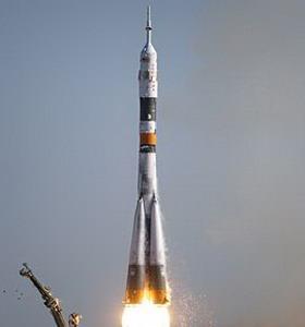 Фото №1 - Корейцы отправились в космос