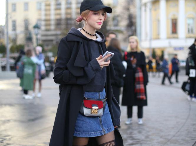 Фото №2 - Блогер Любовь Башарова о Российской Неделе моды, часть 2