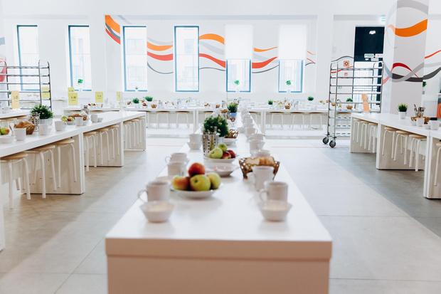 Фото №4 - Школы в стиле Мишлен: в столице открываются необычные столовые для детей
