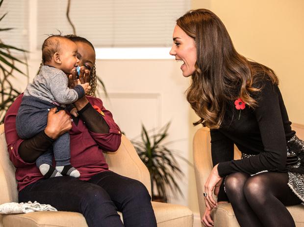 Фото №3 - Меган или Кейт: у кого первый год в королевской семье окажется легче (в итоге)