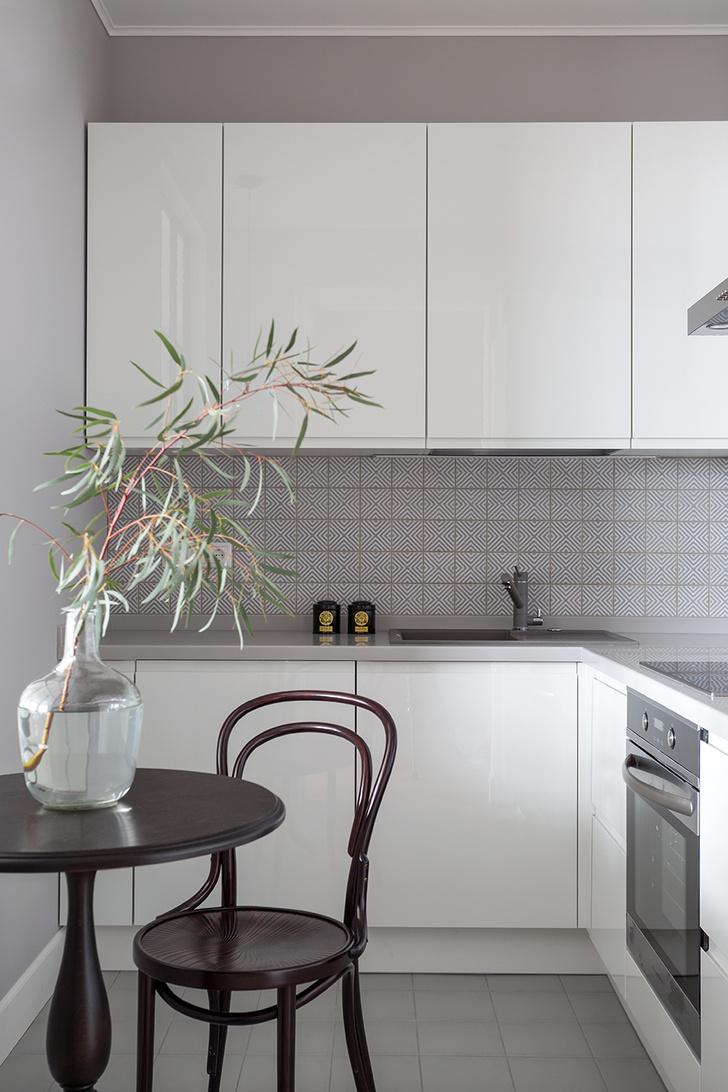 Фото №5 - Кухня в скандинавском стиле: 5 полезных советов