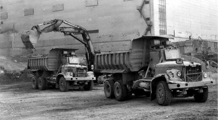 Фото №2 - Чернобыльский танк: советский грузовик для ликвидаторов