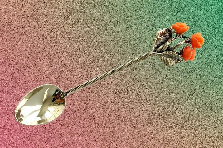 Фото №1 - «Серебряная Орхидея» выпустила новую коллекцию эксклюзивных ложек