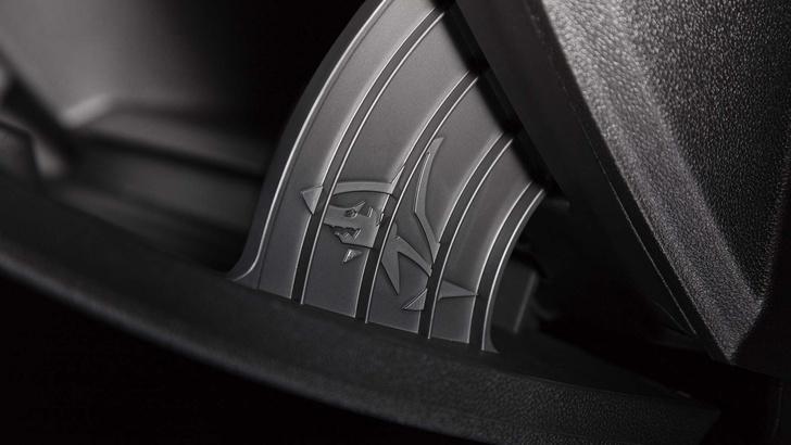Фото №7 - 13 пасхалок, которые спрятаны в твоем автомобиле